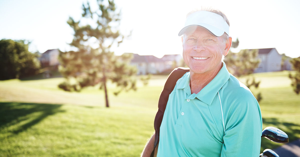 Golf -- active adult St. Johns